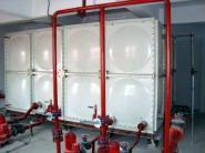 青岛消防水箱图片