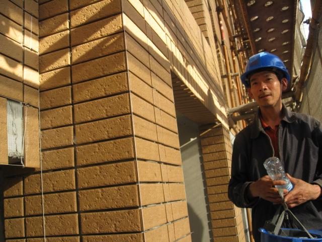 辽宁大连外墙瓷砖胶泥生产厂家生产供应商 供应外墙 高清图片