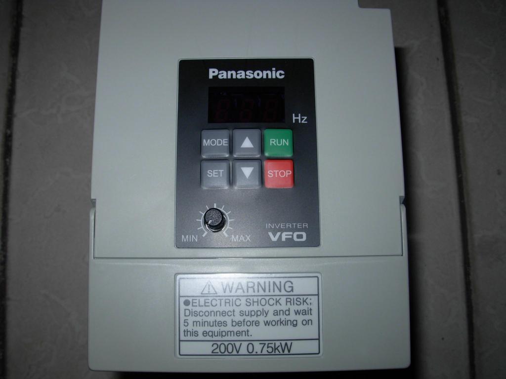 松下变频器图片 松下变频器样板图 松下变频器VFOVF100 ...
