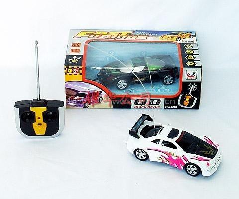 玩具车装配