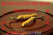 北京同仁堂高价回收冬虫夏草图片