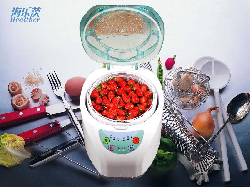 健康礼品--海乐茨消毒洗菜机 生态仪批发