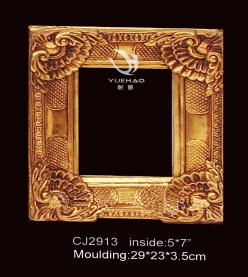 供应金色画框手绘油画仿古油画框高档油画框