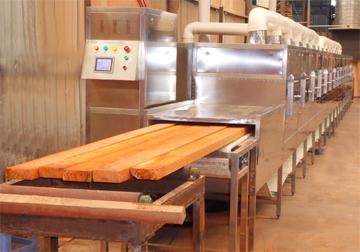 供应齐协木材微波干燥设备
