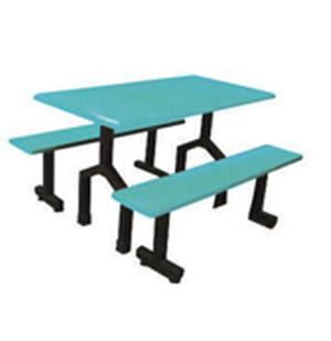 供应澳门玻璃钢餐桌图片