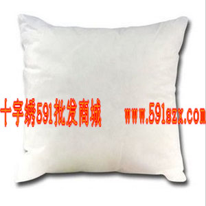 供应方形十字绣抱枕枕芯批发,方形枕芯批发,抱枕枕芯