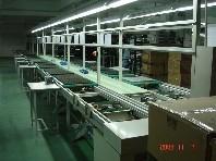供应打印机装配线