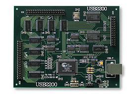 供应中断计数开关量输入输出卡USB数据采集卡USB220批发