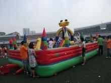 上海海洋球租赁儿童乐园出租水上游玩道具出租充气桌上足球出租