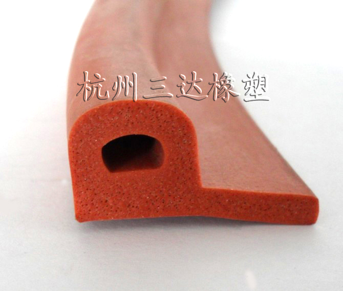 供应阳江耐高温硅胶条