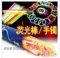 供应荧光棒发光棒闪光棒夜光棒活动用品