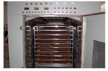 箱式防火门防火板干燥设备