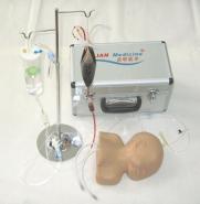 婴儿头皮注射训练模型图片