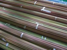 供应五彩镀锌类管材