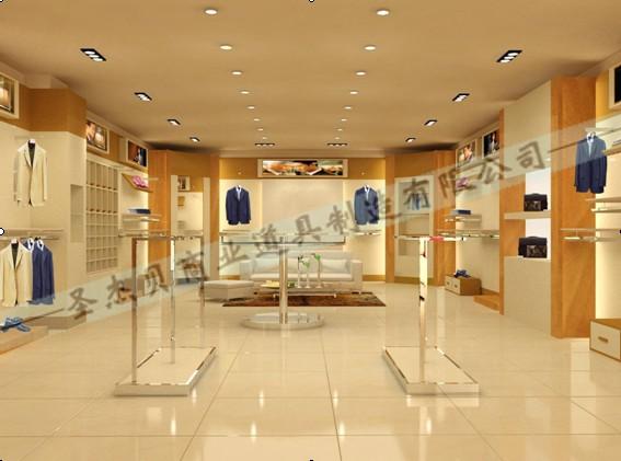 圣杰贝商业展柜服装展柜化妆品展柜图片/圣杰贝商业展柜服装展柜化妆品展柜样板图