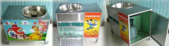 新型电气棉花糖机图片/新型电气棉花糖机样板图