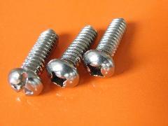 供应不锈钢十字圆头机丝十字圆头螺栓