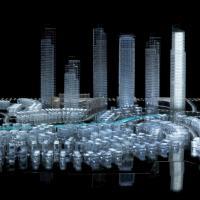 供应苏州水晶模型设计,建筑模型制作公司,沙盘模型制作公司