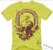 焦作广告T恤衫印LOGO图片