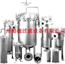 供应北京污水过滤器-北京水处理过滤器-北京袋式過濾器