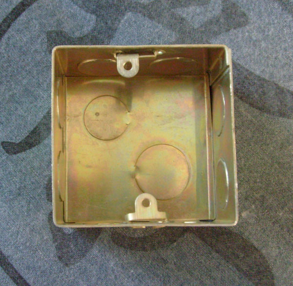 【供应】金属接线盒 [型号]