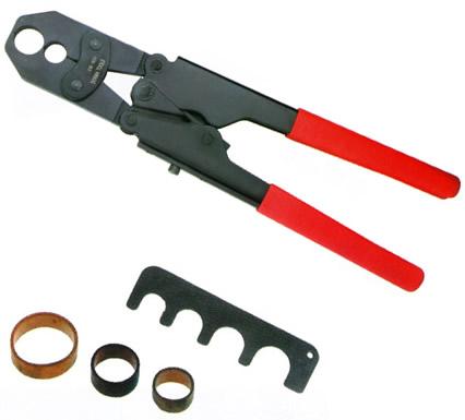 供应机械压管工具CW-1824