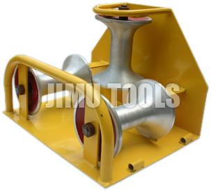供应电缆滑轮架ZHL-IIIA