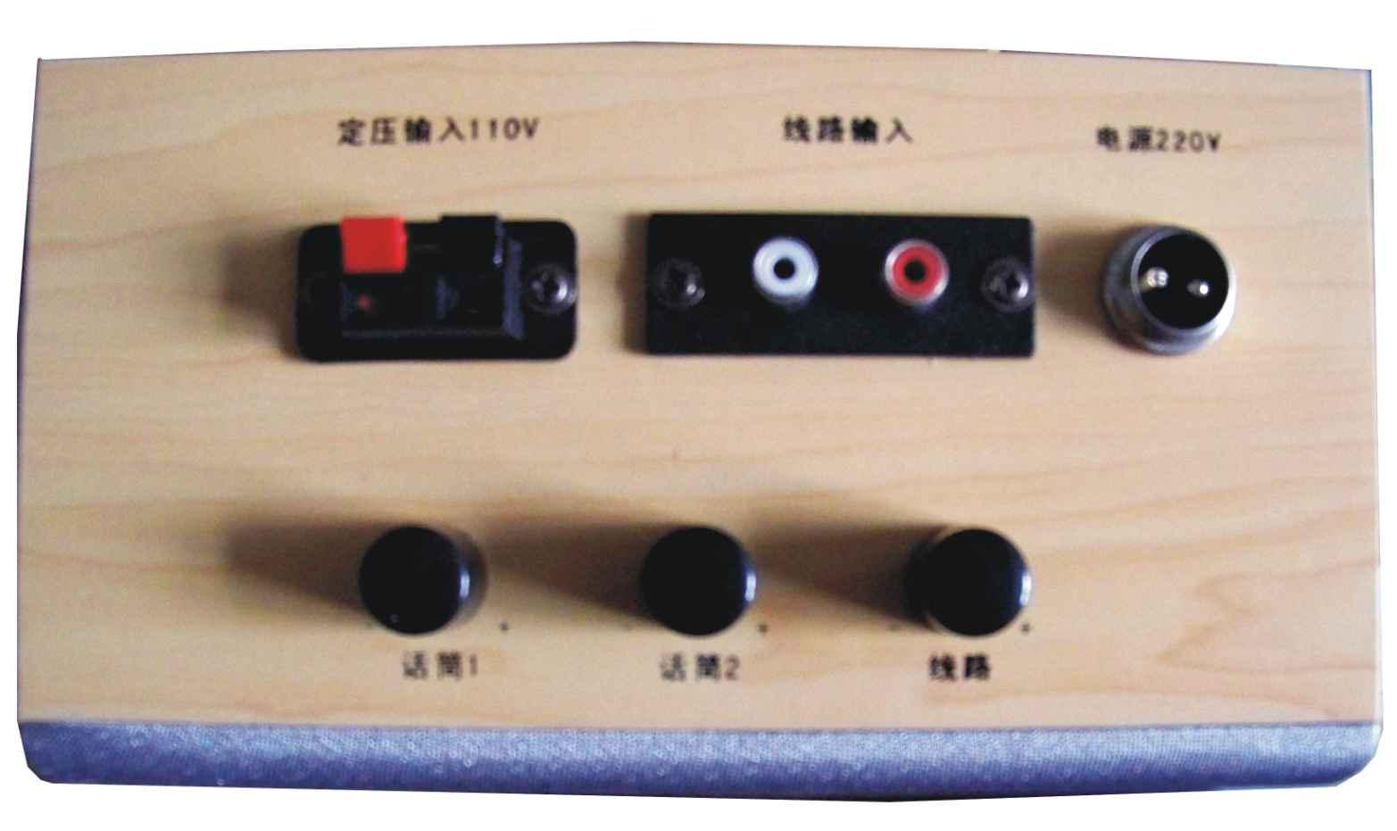 供应定压有源音箱 公共广播系统 校园广播系统 多功能有源音箱