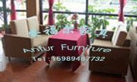 供应西餐洒楼沙发咖啡厅沙发茶餐厅沙发双位沙发