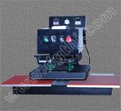供应烫画机多少钱气动双工位摇头烫画机批发