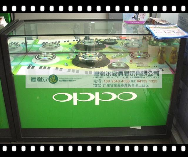 供应海南OPPO手机柜 图片|效果图