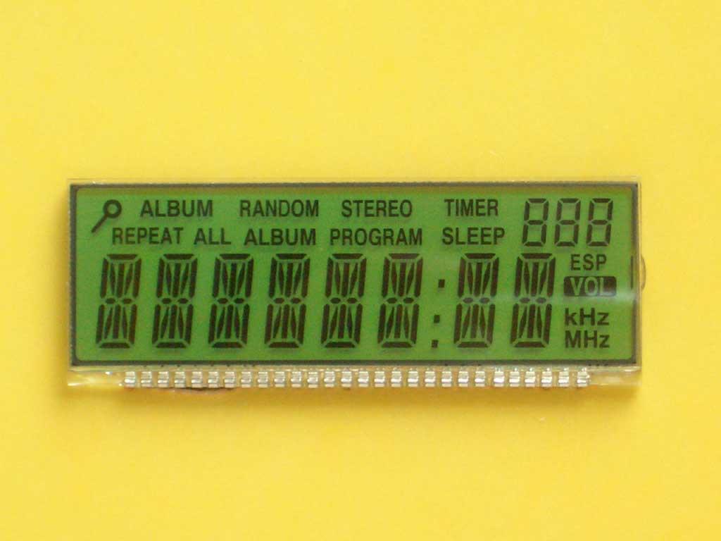 供应计算器显示屏