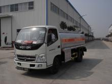供应东风3吨加油车税控加油车小型