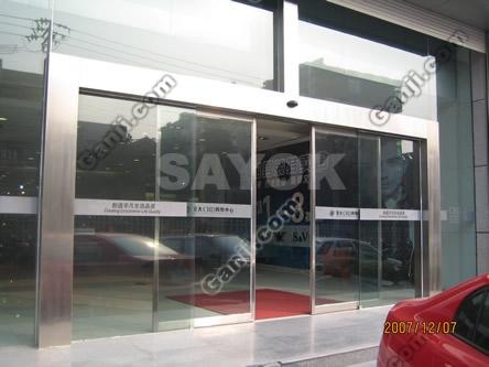 供应北京安装电动玻璃门 电机北京电动玻璃门批发