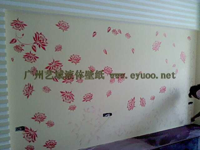 供应艺术墙纸墙艺艺术涂料艺术壁纸广州液体壁纸广州艺术高清图片