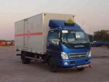 供应爆破器材运输车BJ5081XQY