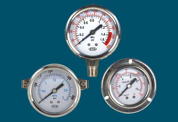 供应供应水处理压力表-北京压力表批发-压力表价格批发