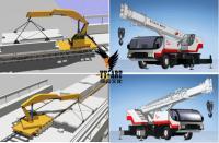 北京扬翼文化提供工程机械仿真动画视频制造服务