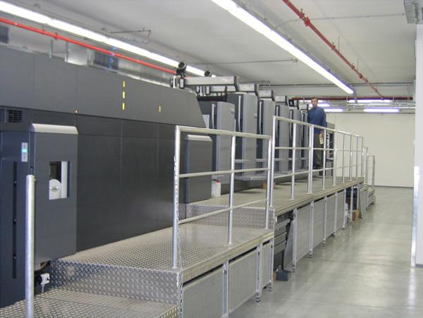 印刷机_印刷机供货商_德国海德堡日本小森二手印刷机