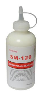 奥斯邦耐高温可撕性阻焊胶电子工业用助剂高温胶带批发