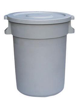 公司生产供应圆形垃圾桶