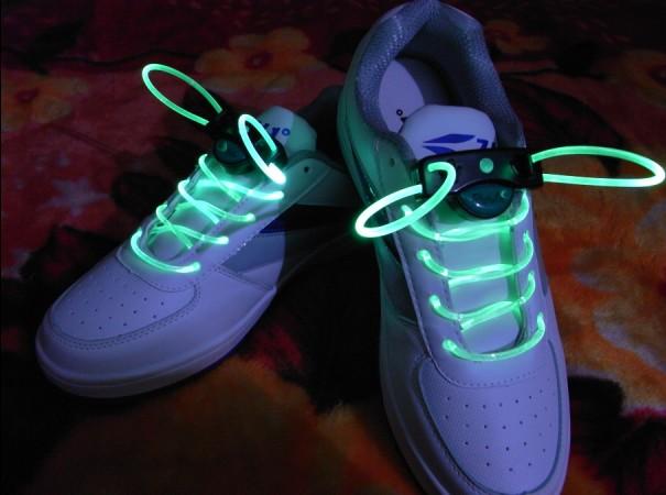 鞋带链的编法图解