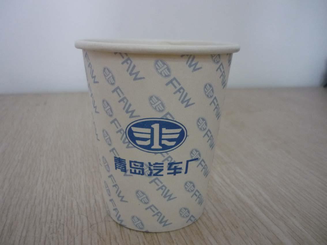 供应青岛纸杯免费设计纸杯