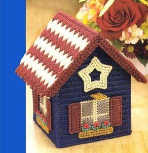 纸巾盒_纸巾盒供货商_供应立体绣房型纸巾盒34