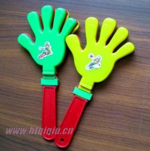 厂家直销单指拍手器 单指拍拍手 鼓掌手 塑料手拍掌