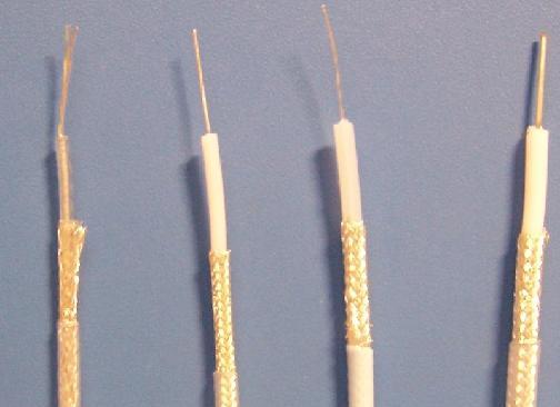高温同轴射频电缆
