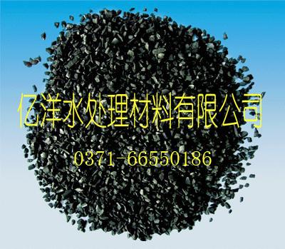 供应海绵铁水处理效果    太原海绵铁除氧剂生产工艺图片
