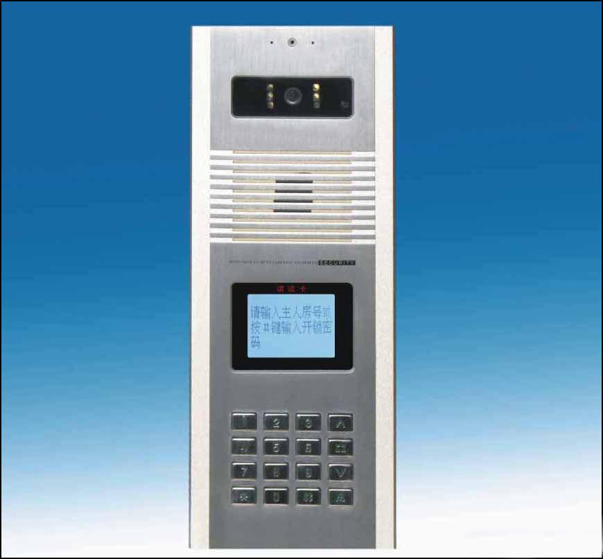 楼宇可视对讲系统图片/楼宇可视对讲系统样板图 (1)