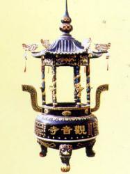 海安香炉厂图片