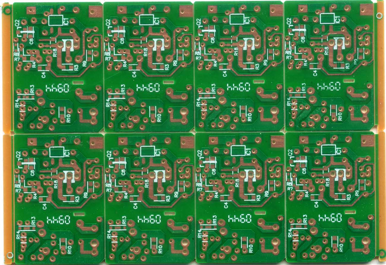 供应单面电路板-充电器线路板-东莞线路板厂